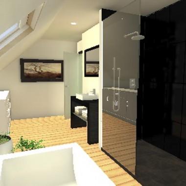 Architecture d'intérieur - Rénovation d'une salle de bain