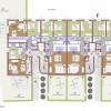 Construction d'appartements à Ransart - Vue en plan