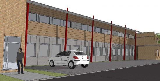Miniature-Architecture-Bureaux-Nivelles