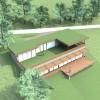Construction d'une maison neuve à Presles