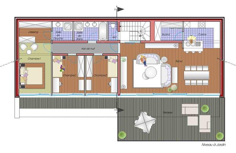 Archibald co architecture et urbanisme charleroi for Projet de maison neuve