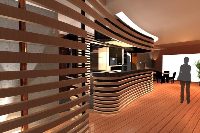 archibald co architecture et urbanisme charleroi am nagement d 39 un bar au luxembourg projet. Black Bedroom Furniture Sets. Home Design Ideas
